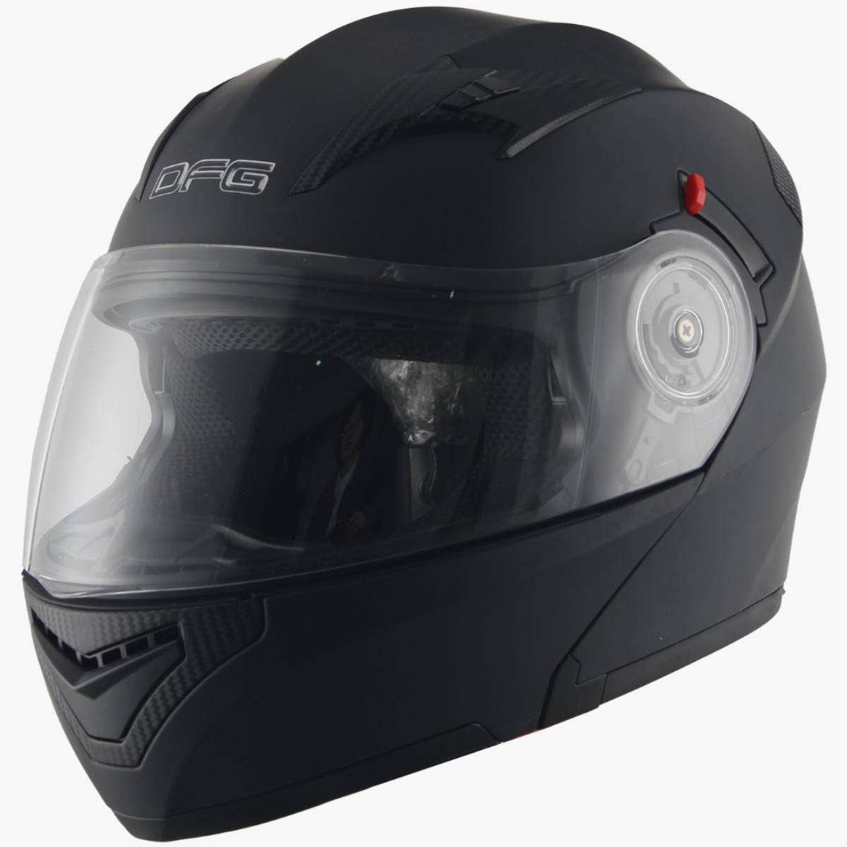 Casco para Motocicleta DFG Regalía