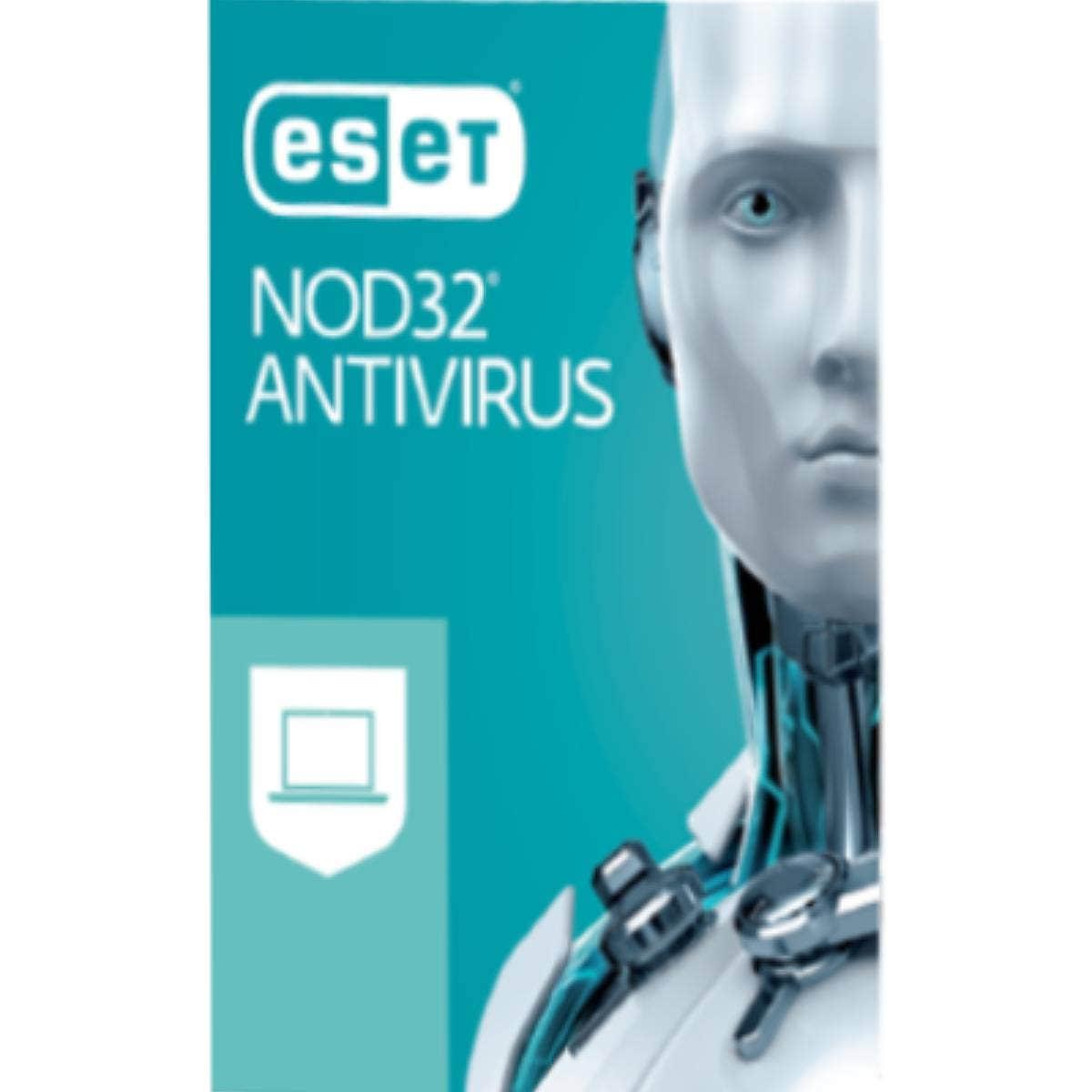 Antivirus Eset NOD32 12 Meses